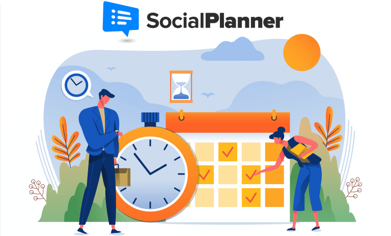 SocialPlanner - Social Media Calendar And Scheduling