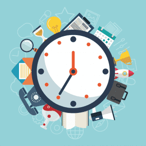 SocialPlanner Time Schedule
