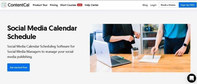 Social Media Planner - ContentCal