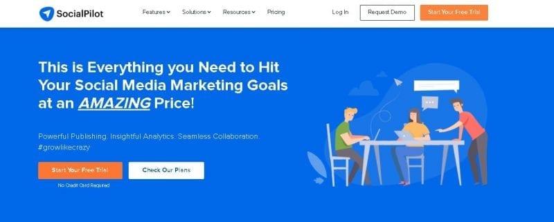 Content Curation Tools - SocialPilot