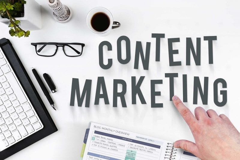 Content Marketing Benefits Featured Image