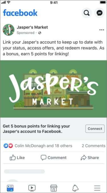 Facebook's loyalty program will be a great incentive for purchases