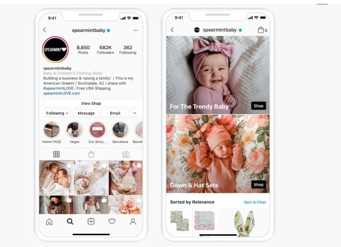 The Instagram Small Business Sticker is a great new addition to the platform