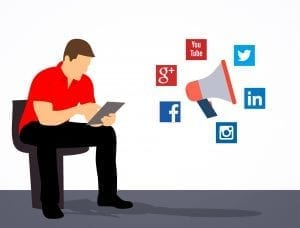 The disadvantages of social media marketing