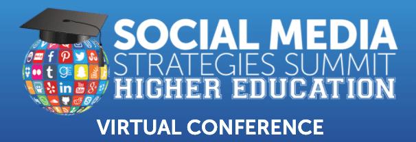 Social Media Strategies Summit Higher Education