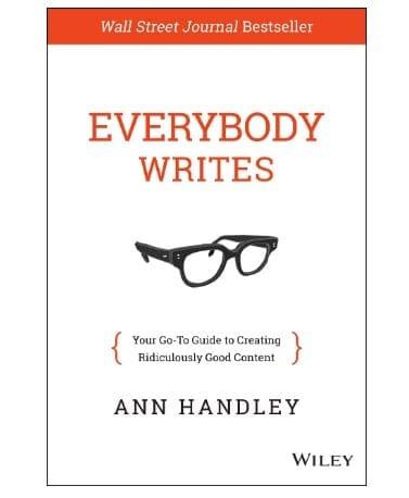 Social Media Marketing Books - Everybody Writes