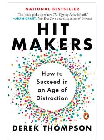 Social media marketing books - Hitmakers