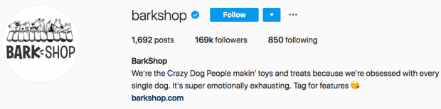 Barkshop Bio